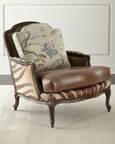 Joleen Zebra Chair