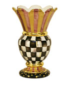 Courtly Check Great Vase