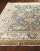 Exquisite Rugs Kendra Oushak Rug & Matching Items