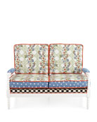 Morning Glory Outdoor Love Seat