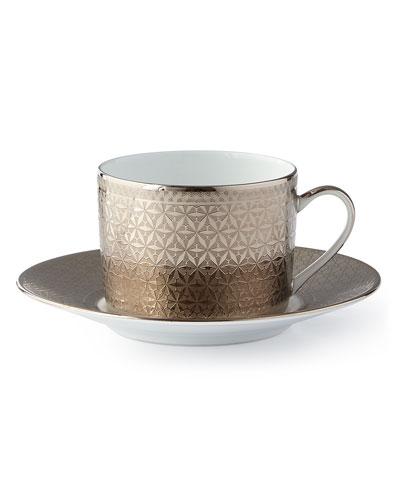 Divine Tea Saucer