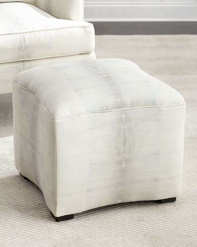 Cobb's Curved Ottoman