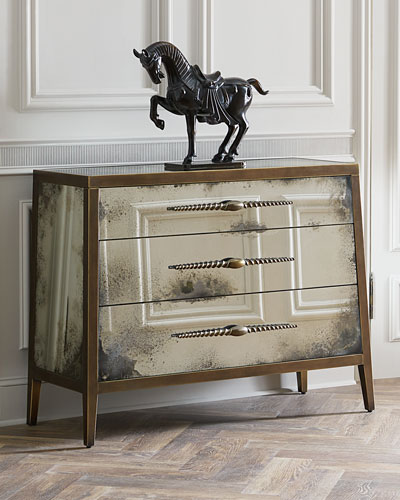 Pascala Mirrored Chest