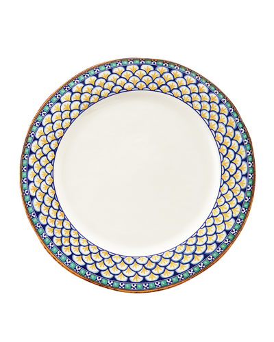 Geometrico Dinner Plates, Set of 4