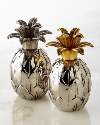 Pineapple Salt and Pepper Set