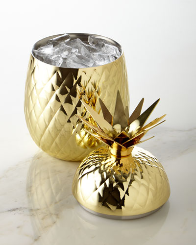 Pineapple Ice Bucket