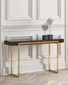 Cronyn Veneer Console Table