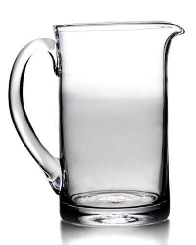 Ascutney Glass Pitcher