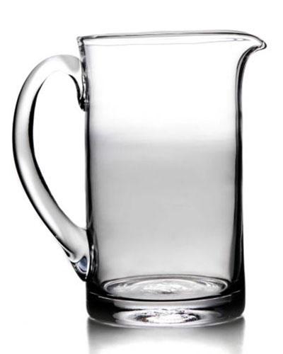 Ascutney Glass Pitcher