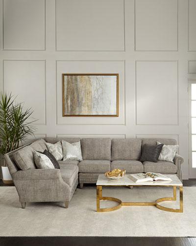 Havisham Left-Side Sectional Sofa