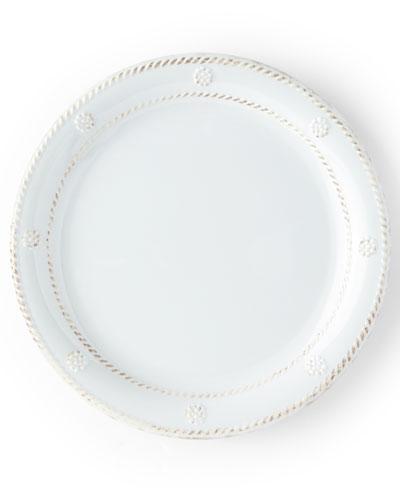 Berry & Thread Melamine Whitewash Dinner Plate