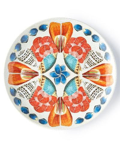 Oceanica Melamine Dessert/Salad Plate