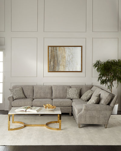 Quick Look Moud Molly Right Side Sectional Sofa