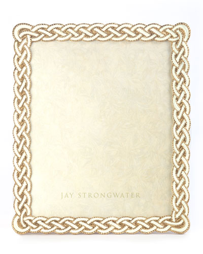 Cream Braided Frame, 8