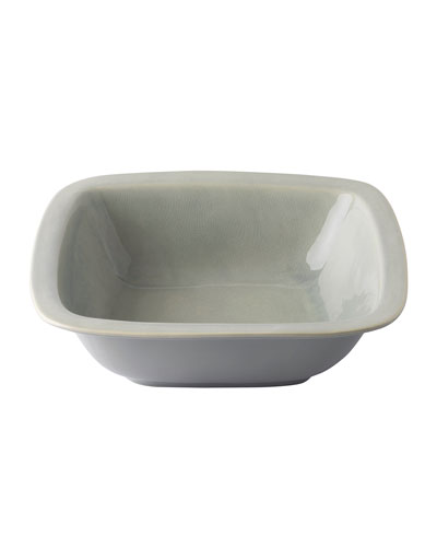 Puro Gray Crackle 2-Qt. Serving Bowl