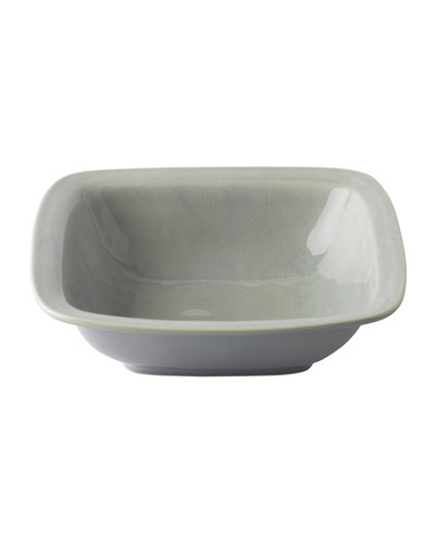 Puro Gray Crackle 3.5-Qt. Serving Bowl