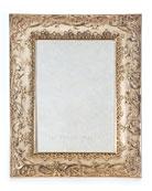 """Floral Leaf Picture Frame, 5"""" x 7"""""""