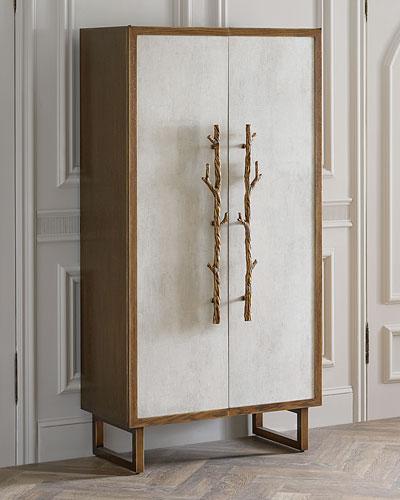 Wes Hallwood Tall Cabinet