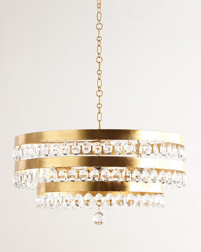 Perla 6-Light Chandelier