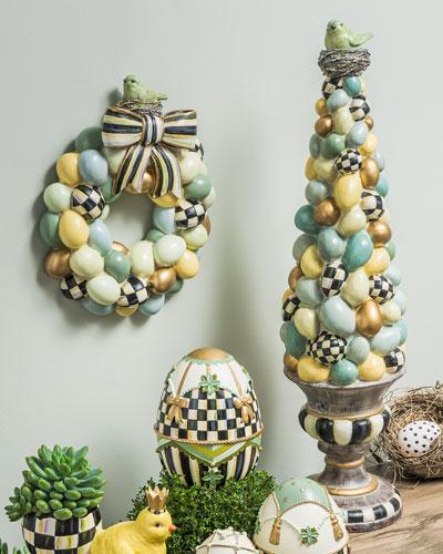 Bird Nest Topiary
