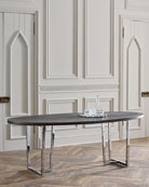 Chason Oval Dining Table