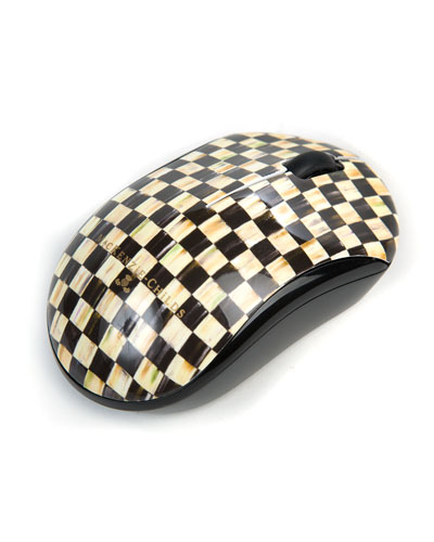 Courtly Check Wireless Mouse
