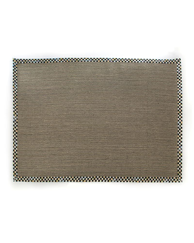 Braided Wool/Sisal Rug, 8' x 10'