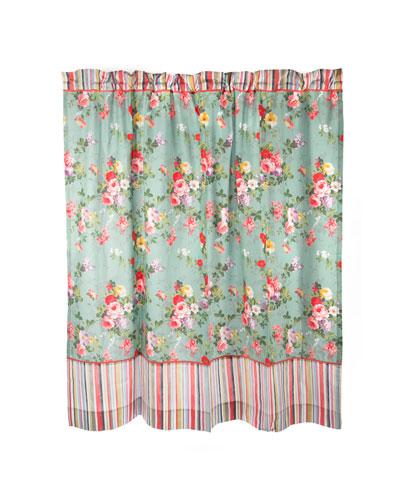 Chelsea Garden Shower Curtain