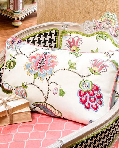 Chelsea Garden Pillow, 22
