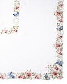 "Monarch 72"" x 108"" Tablecloth & 12 Napkins"