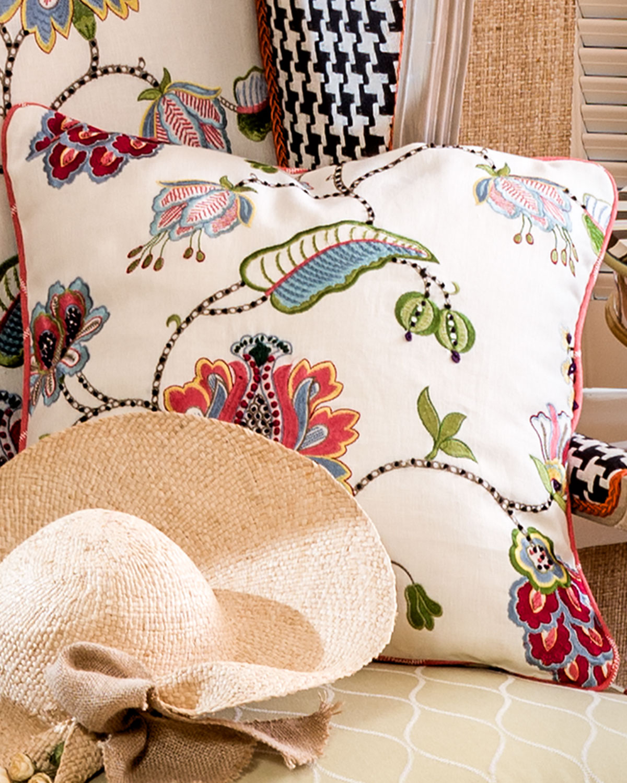 Chelsea Garden Pillow, 20