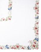 "Monarch 72"" x 144"" Tablecloth & 12 Napkins"