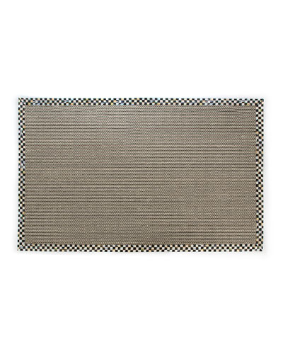 Braided Wool/Sisal Rug, 6' x 9'