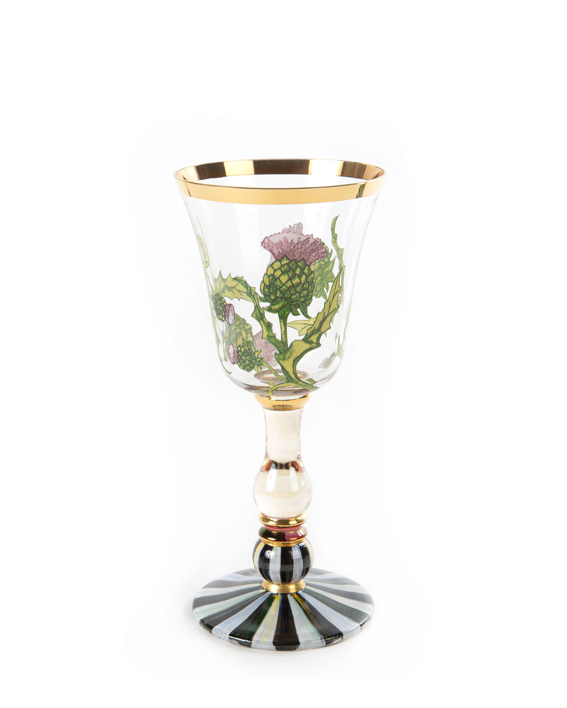 Thistle White Wine Glass