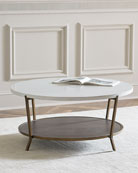 Raul Coffee Table