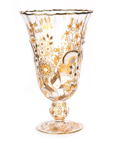 Floral Vine Vase