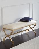 Pascal Linen Bench