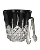 Lismore Black Ice Bucket