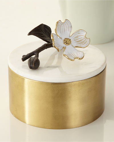 Dogwood Round Box
