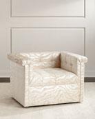 Enzo Amante Swivel Chair