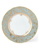 Eden Turquoise Salad Plate