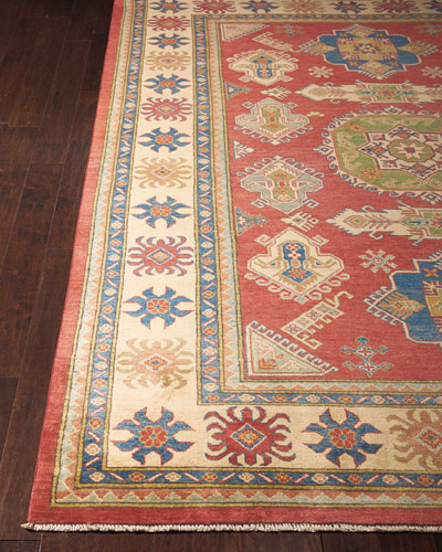 Ulmer Hand-Knotted Rug, 8'2