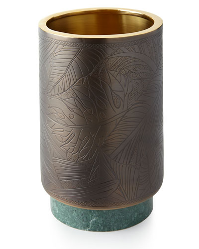 Rainforest Small Vase