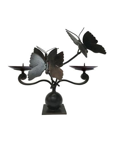 Mariposa Candelabra