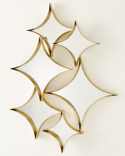 Stardust Mirror Wall Decor