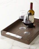 Ripple Effect Serving Tray