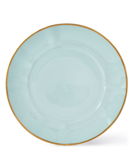 Anna Weatherly Powder Blue Dinner Plate