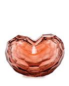 Blush Heart Sculpture