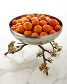 Butterfly Ginkgo Large Centerpiece Bowl