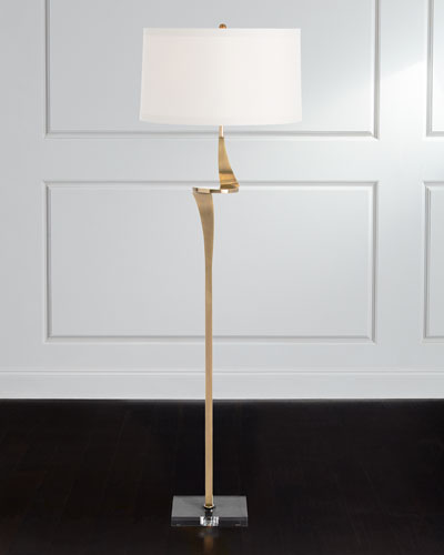 Quick look arteriors · roosevelt floor lamp